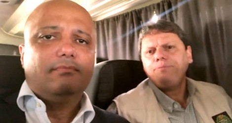 Obras avançam em Goiás, estratégico para o escoamento da produção do agronegócio, e facilitam a vida dos caminhoneiros (veja o vídeo)