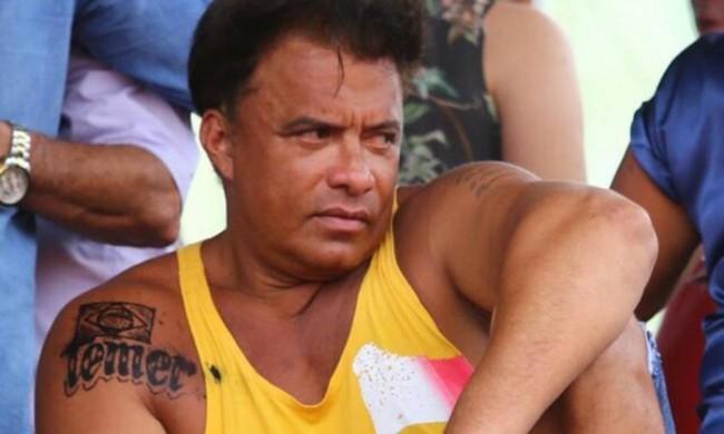 Deputado Wladimir Costa e sua polêmica tatuagem
