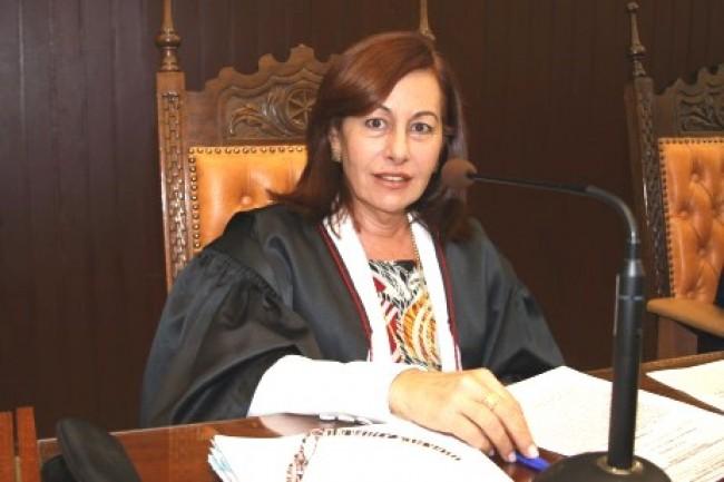 Desembargadora Tânia Borges