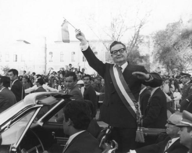 Salvador Allende, ex-presidente chileno