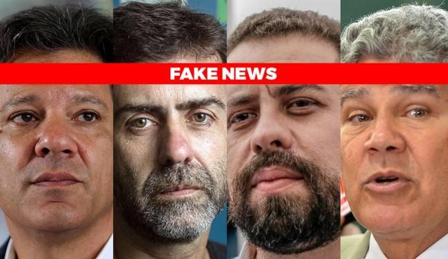 Esquerda dissemina em massa Fake News de que Moro retirou criminalização do caixa 2 de projeto anticrime