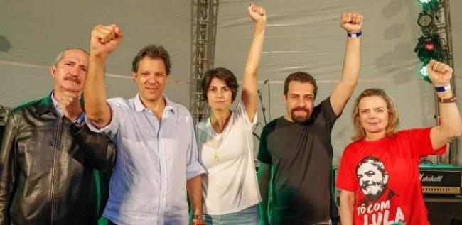 Resultado de imagem para esquerda brasileira