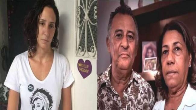 Resultado de imagem para Briga por herança causa o rompimento da viúva com a família de Marielle