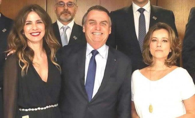 "Natuza Nery, da Globo, bastante ""animada""."