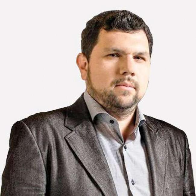 Jornalista Oswaldo Eustáquio
