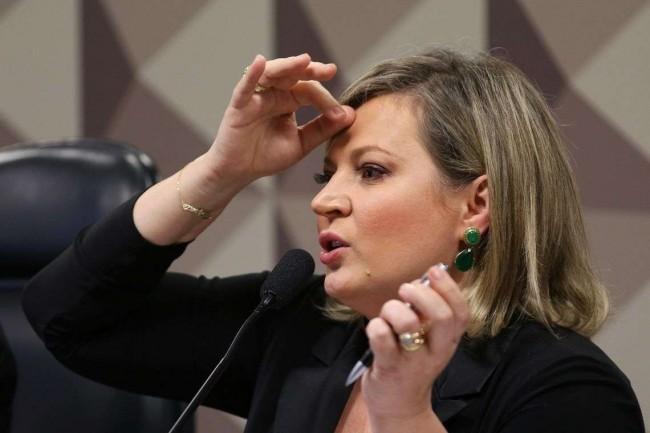 Joice Hasselmann   Foto: Fabio Rodrigues Pozzebom/Agência Brasil