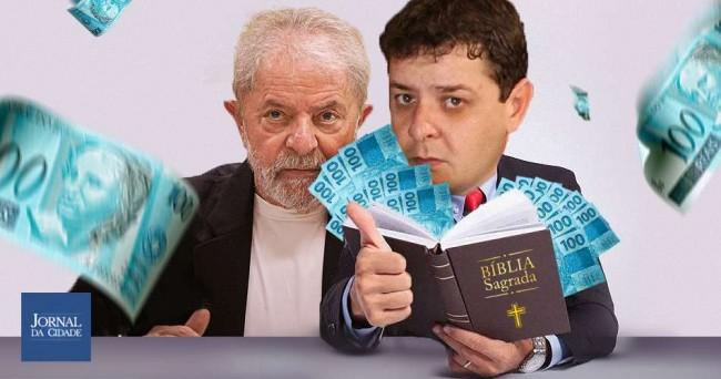 Foto montagem: Jornal da Cidade Online.