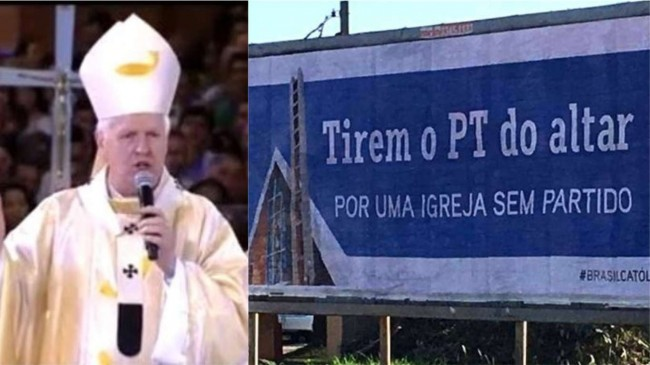 Arcebispo Dom Orlando Brandes