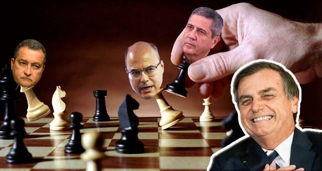 Jogada de um estrategista