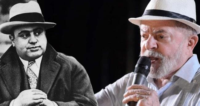 Al Capone e Lula