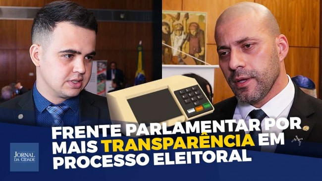 Foto: Junio Amaral (PSL-MG) e Daniel Silveira (PSL-RJ)