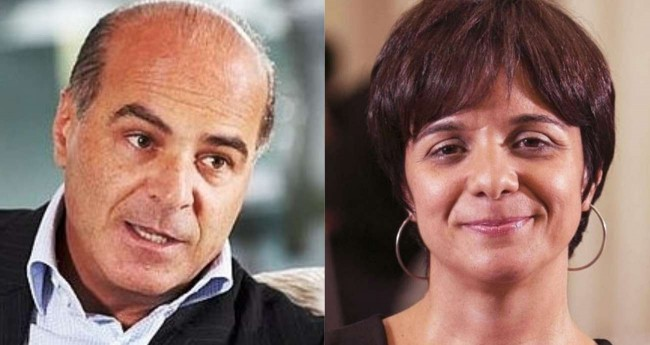 Fotomontagem: Marcelo de Carvalho e Vera Magalhães