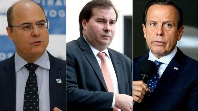 """Pandemia é um terreno fértil para aproveitadores"""", diz Bolsonaro"""