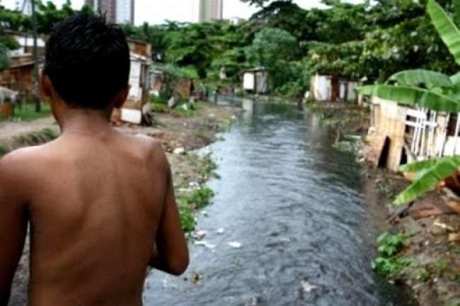 A diarréia mata cerca de 1,5 milhão de crianças todos os anos.