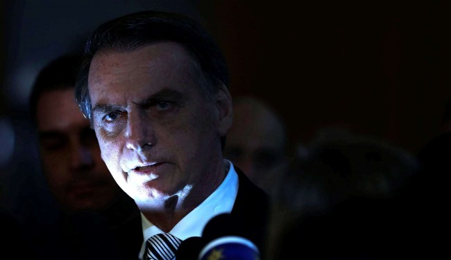 Jair Bolsonaro. Foto: José Cruz, Agência Brasil