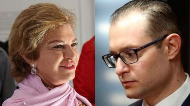 Fotomontagem: Dona Marisa Letícia e o advogado Cristiano Zanin