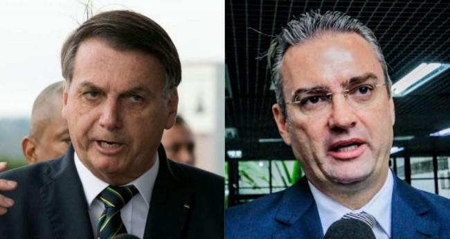Fotomontagem: Jair Bolsonaro e Rolando Alexandre de Souza