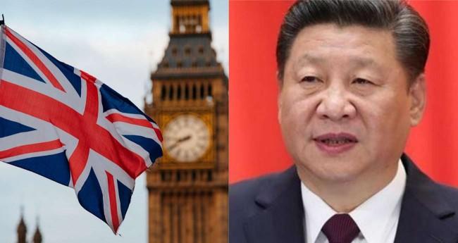 Fotomontagem: Presidente da China, Xi Jinping