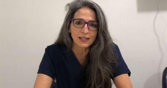 Médica Raissa Soares
