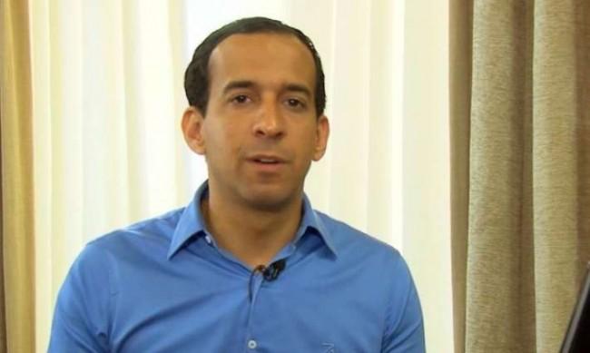 Paulo Alexandre Barbosa, prefeito de Santos
