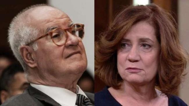 Elio Gaspari e Miriam Leitão