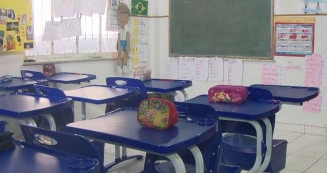 Escolas do Rio — Foto: Reprodução/TV Globo