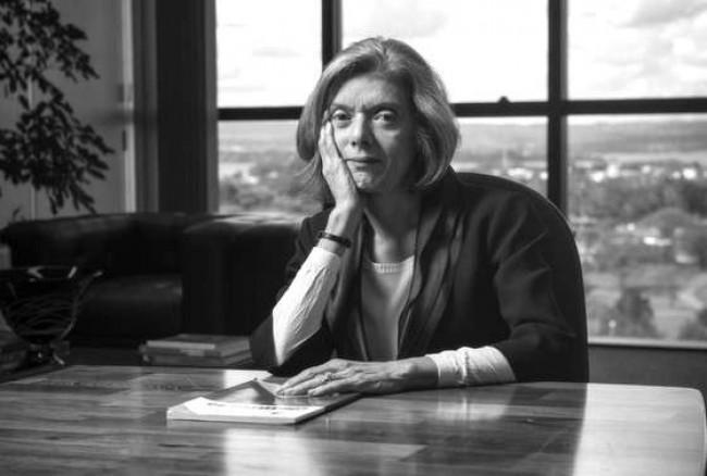 Carmen Lúcia, ministra do STF (Foto Diogo Bresani)
