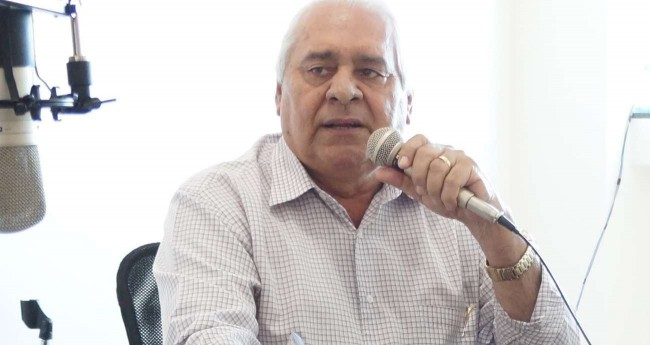 Prefeito Wilson Santos