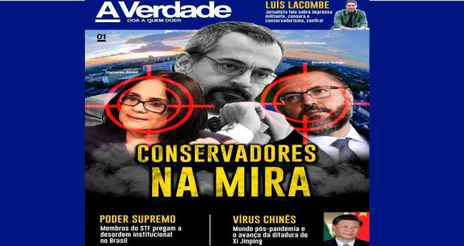 Foto: Capa/A Verdade