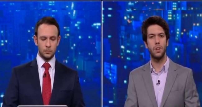 Bruno Salles e Caio Coppolla