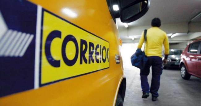Foto Ilustrativa/Correios