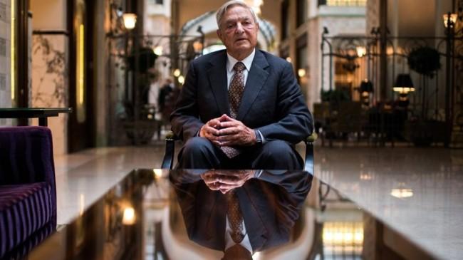 O patrocinador da nova ordem mundial – Crédito: Bloomberg