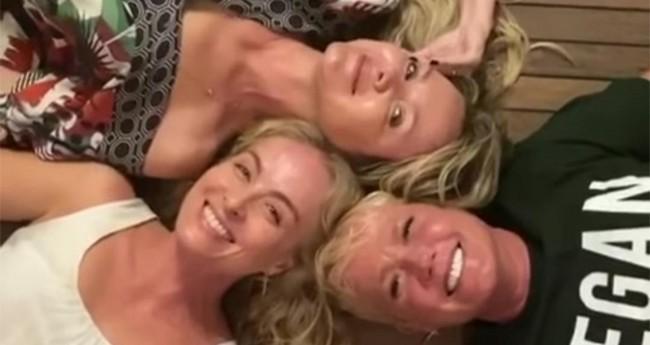 Angélica, Eliana e Xuxa