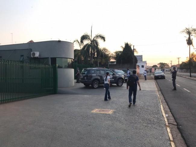 MP de SP faz operação contra suposto esquema de sonegação e lavagem de dinheiro por distribuidoras de medicamentos — Foto: Divulgação/MP