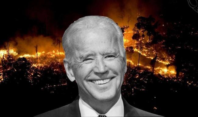 Fotomontagem: Joe Biden