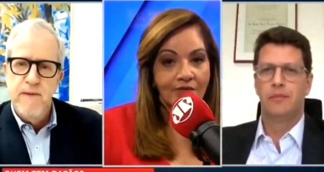João Capobianco, Denise e Ricardo Salles