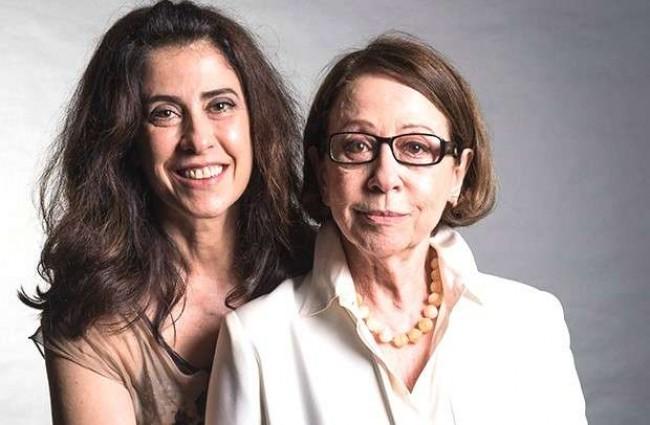 Fernanda Torres e Fernanda Montenegro