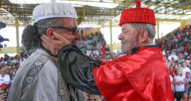 Jairo Campos e Lula