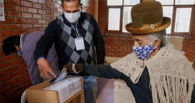 Foto Reprodução/Internet - Eleições na Bolívia