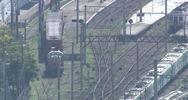 Foto Reprodução/Internet - Trem