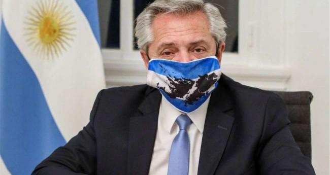 Presidente da Argentina, Alberto Fernandez