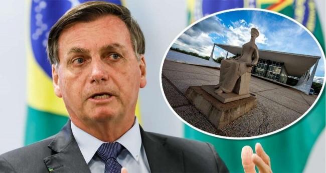 Fotomontagem: Jair Bolsonaro