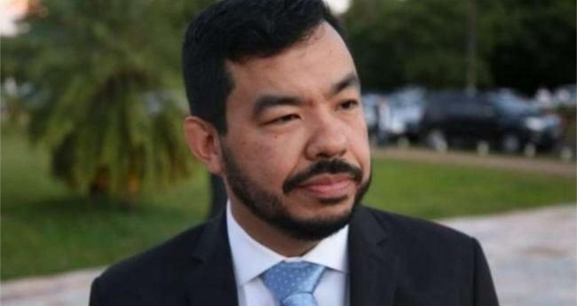 Deputado federal Loester Carlos, o Trutis