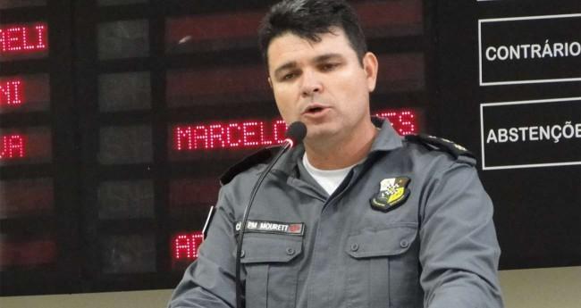 Coronel Heverton Mourett