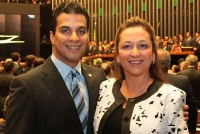 Irajá e Kátia Abreu