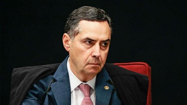 Luís Roberto Barroso - Crédito: Cristiano Mariz