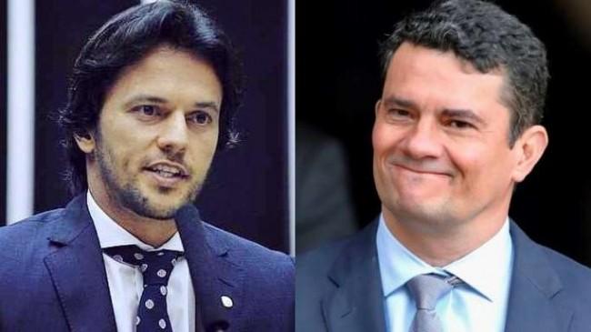 Fotomontagem: Fábio Faria e Sérgio Moro