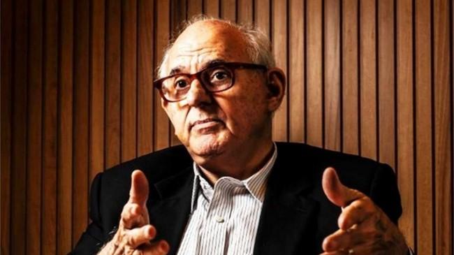 Ex-presidente do STF, Nelson Jobim