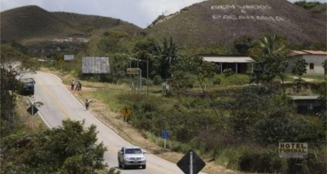 Fronteira do Brasil com Venezuela - Marcelo Camargo - Agência Brasil