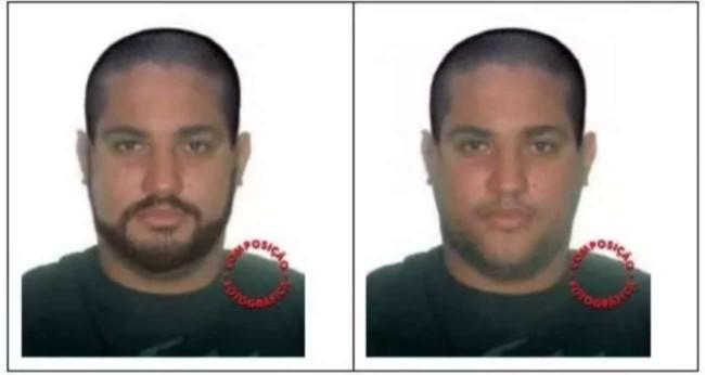Foto Reprodução/Polícia Federal - André do Rap